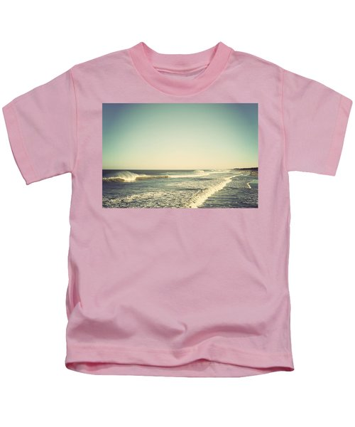 Down The Shore - Seaside Heights Jersey Shore Vintage Kids T-Shirt