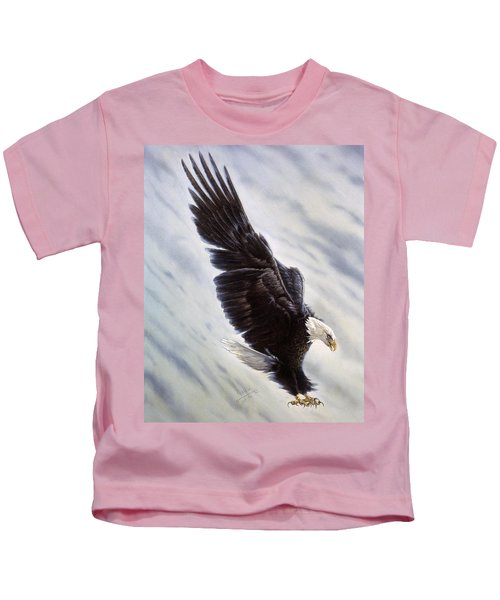 Dropping In Kids T-Shirt