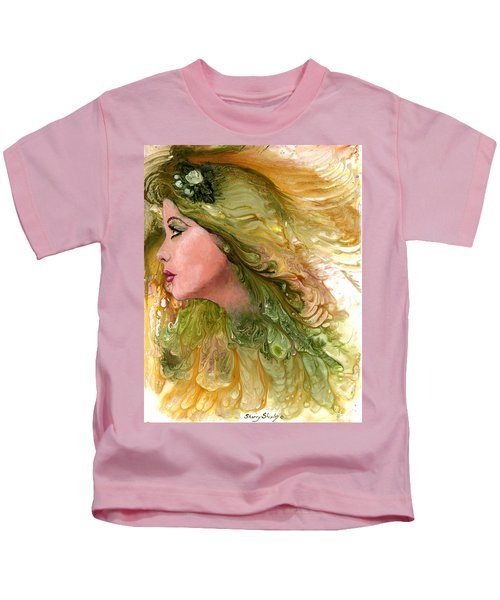 Earth Maiden Kids T-Shirt