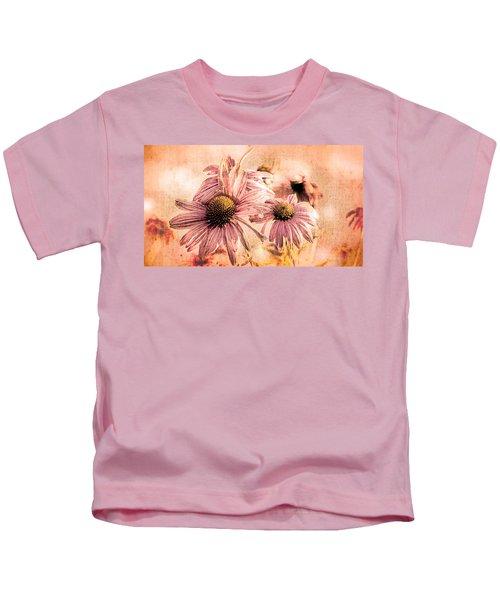 Echinacea Impressions  Kids T-Shirt