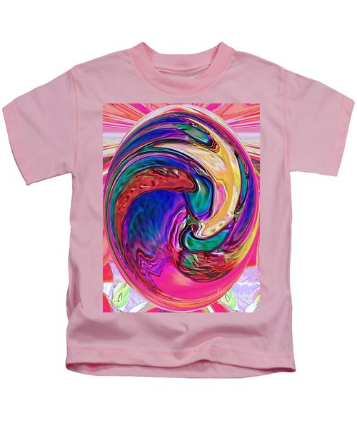 Emergence - Digital Art Kids T-Shirt