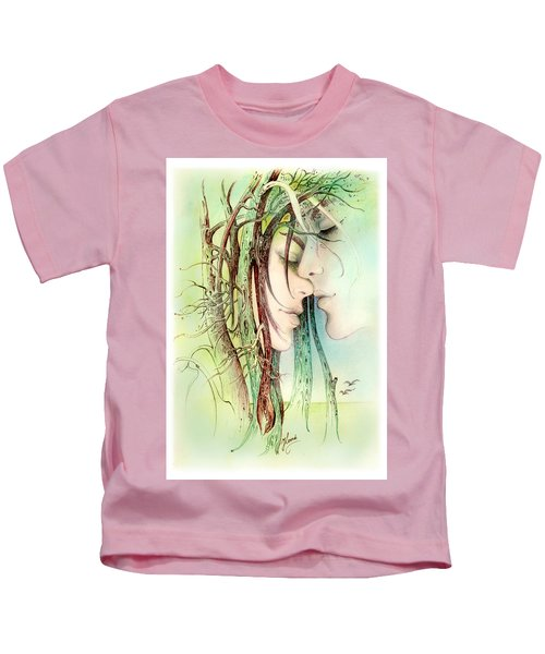 Encounter  From Love Angels Series Kids T-Shirt
