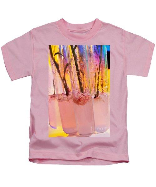Experimental Work In Agrigenetics Kids T-Shirt