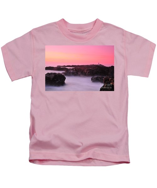 Fine Art Water 11 Kids T-Shirt