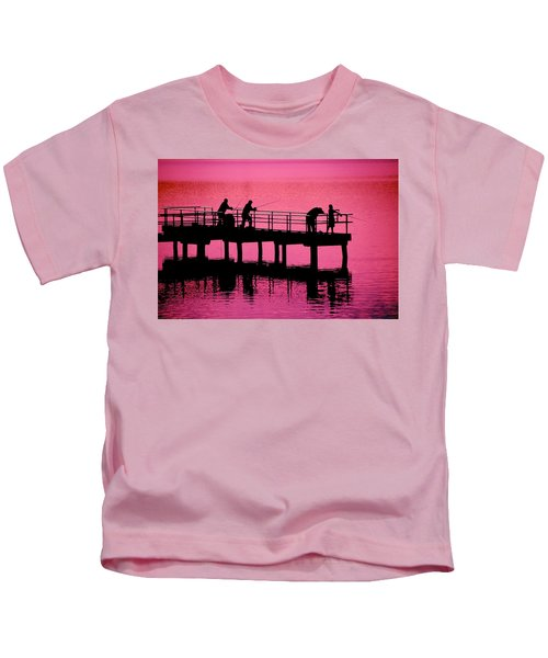 Fishermen Kids T-Shirt