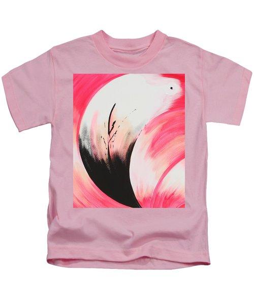 Flamingo Kids T-Shirt