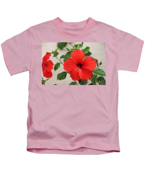 Floral Beauty  Kids T-Shirt