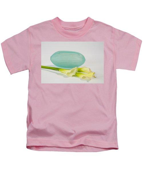 Flowers In Vases 4 Kids T-Shirt