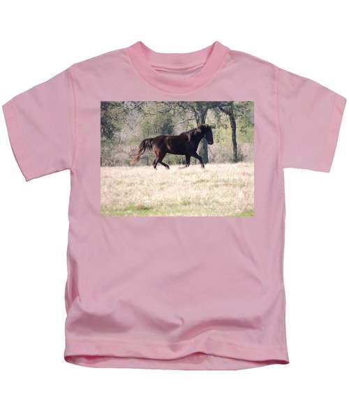 Flowing Beauty Kids T-Shirt
