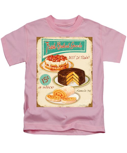 Fresh Baked Good Kids T-Shirt