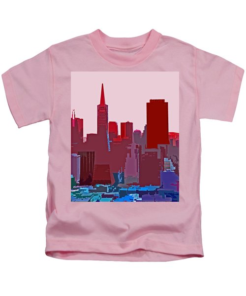 Frisco Skyline Kids T-Shirt