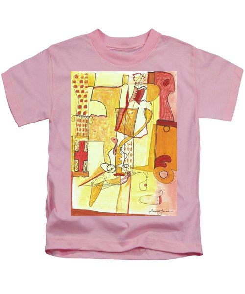 From Within 3 Kids T-Shirt