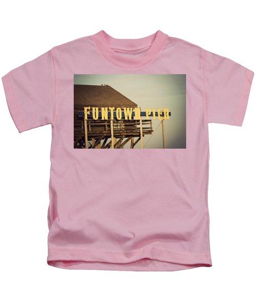 Funtown Vintage Kids T-Shirt