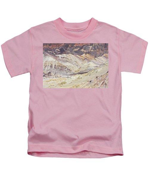 Gower Gulch Loop #3 Kids T-Shirt