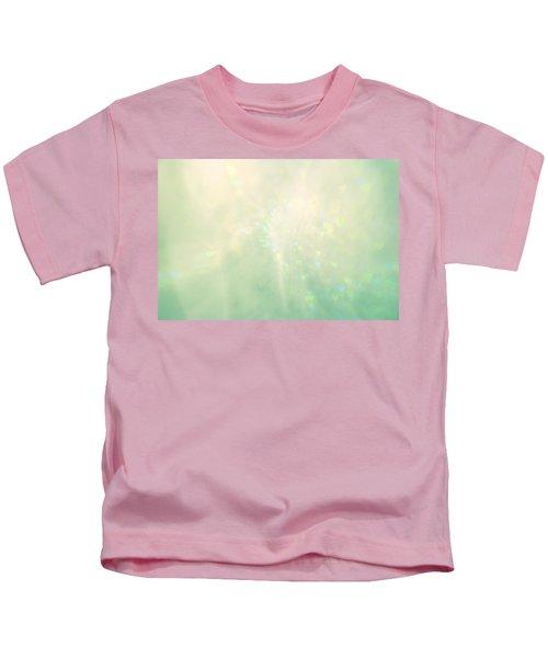 Green Hearts Kids T-Shirt