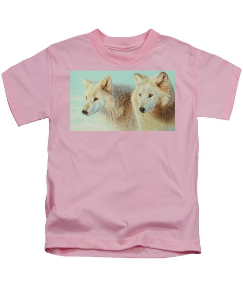 Guardians Of The Far North Kids T-Shirt