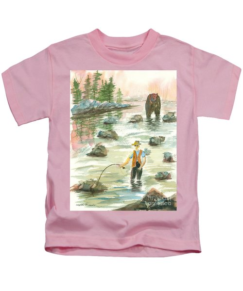 Help Is On The Way Kids T-Shirt