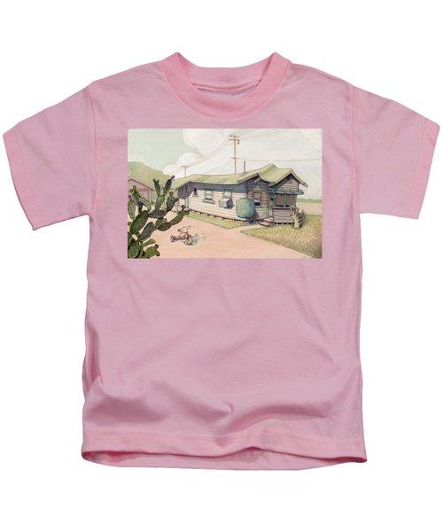Highland Park - Bare Bones Kids T-Shirt