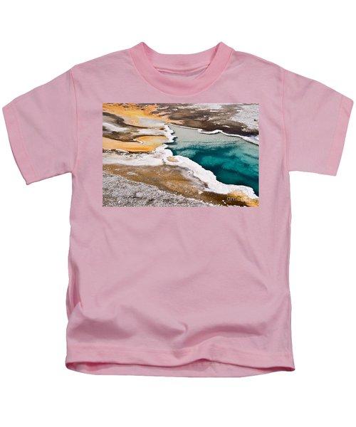 Hot Spring  Kids T-Shirt