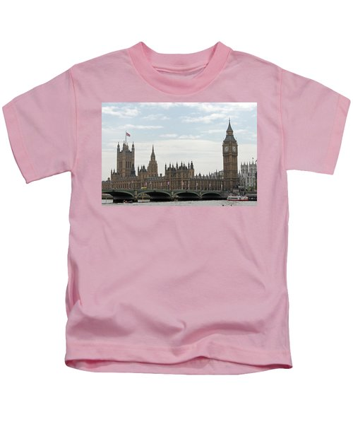 Houses Of Parliament Kids T-Shirt