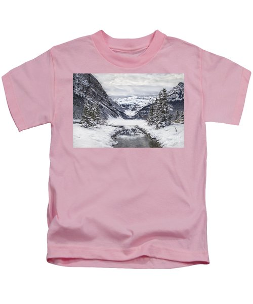 In The Heart Of The Winter Kids T-Shirt