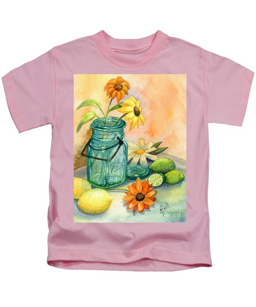 In The Lime Light Kids T-Shirt