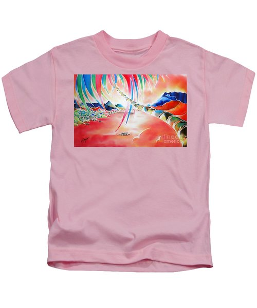 In The Sunset Kids T-Shirt