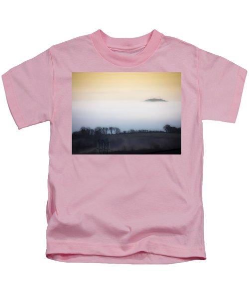 Island In The Irish Mist Kids T-Shirt