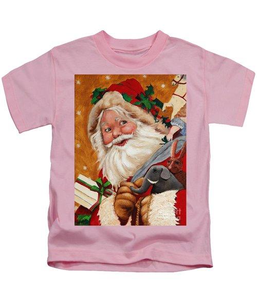 Jolly Santa Kids T-Shirt