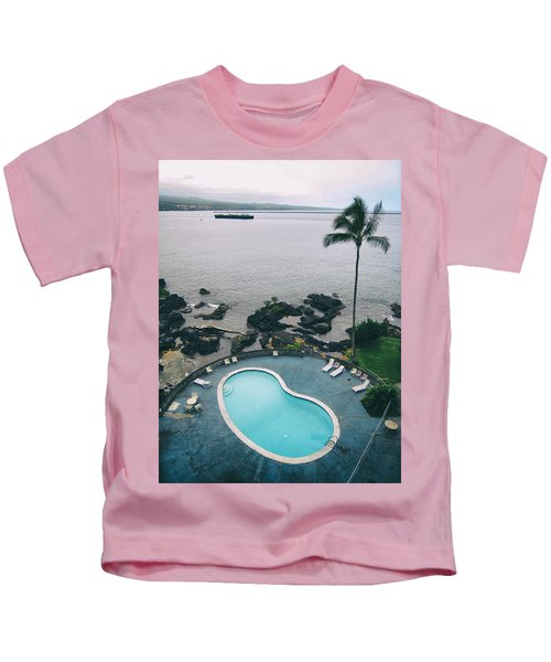 Kidney Pool In Paradise Kids T-Shirt