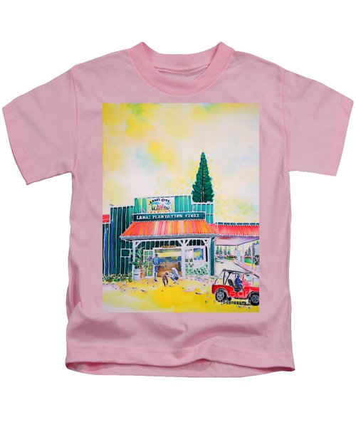 Lanai City Kids T-Shirt