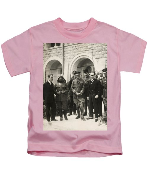 Lawrence Of Arabia Kids T-Shirt