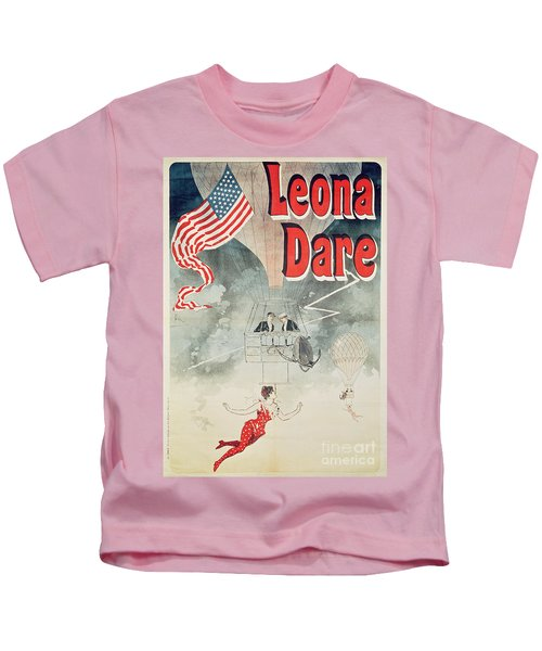 Leona Dare Kids T-Shirt