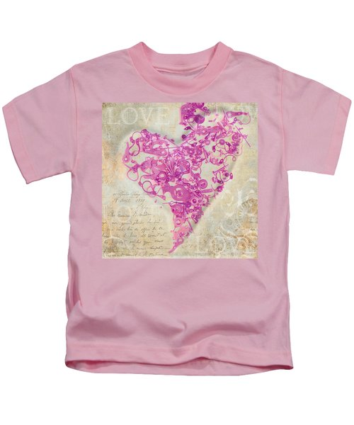 Love Is A Gift Kids T-Shirt