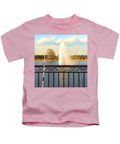 Man Made Rainbow Kids T-Shirt