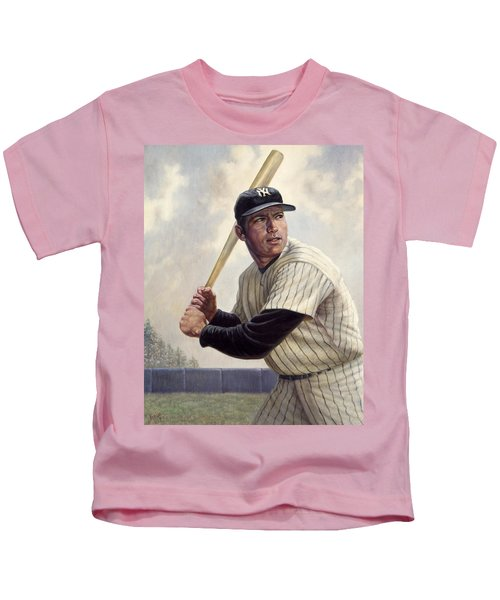 Mickey Mantle Kids T-Shirt