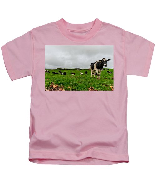 Milk Nature Nose Kids T-Shirt