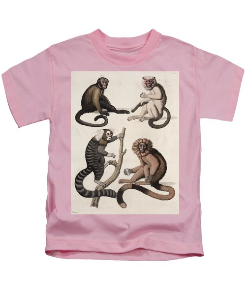 Monkeys Kids T-Shirt