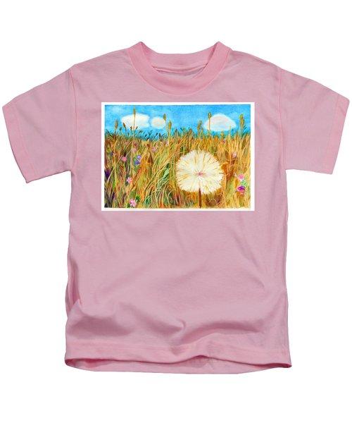 Montana Hike Kids T-Shirt