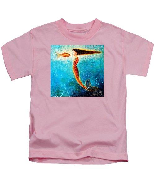 Mystic Mermaid II Kids T-Shirt