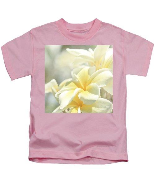 Na Lei Pua Melia Aloha E Ko Lele Kids T-Shirt