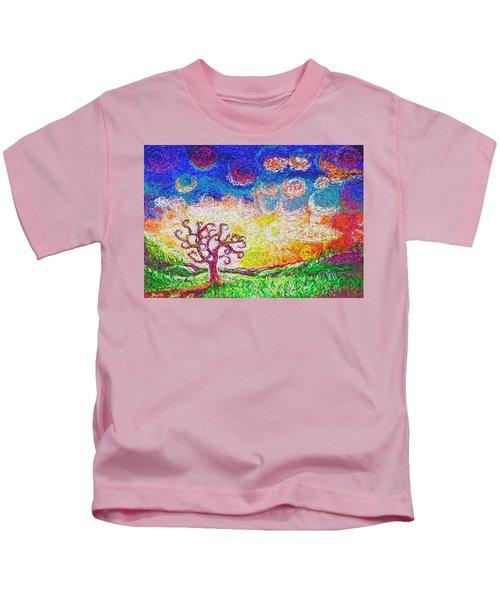 Nature 2 22 2015 Kids T-Shirt