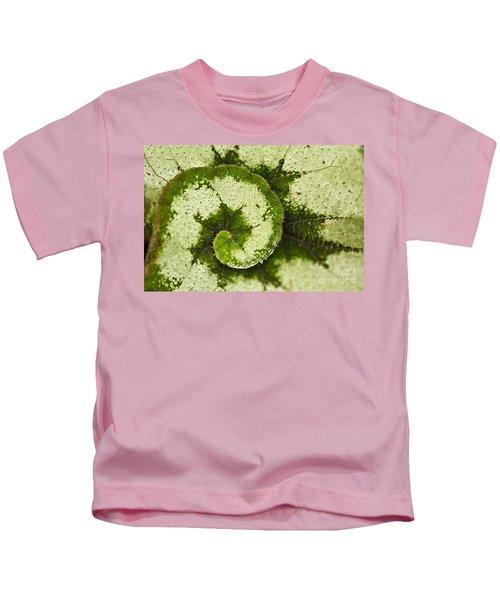 Natures Spiral Kids T-Shirt
