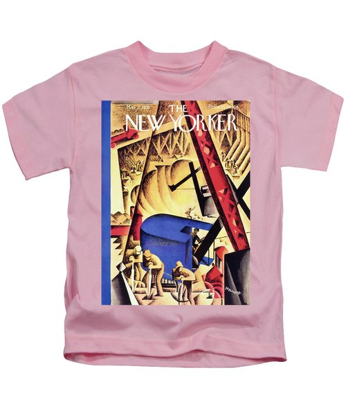 New Yorker May 2 1931 Kids T-Shirt