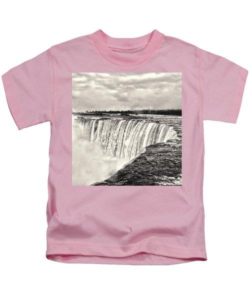 Niagara Falls  Kids T-Shirt