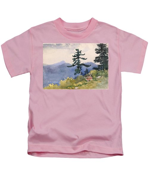 North Woods Club Kids T-Shirt