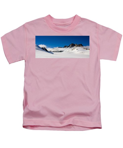 On Fox Glacier Kids T-Shirt