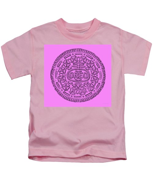 Anna's Pink Oreo For The Cure Kids T-Shirt