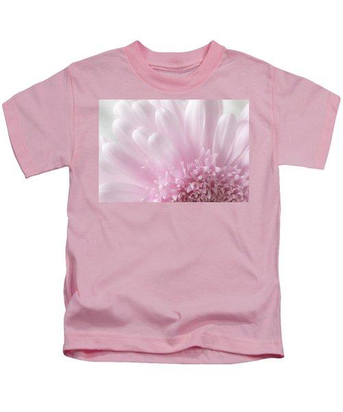 Pastel Daisy Kids T-Shirt