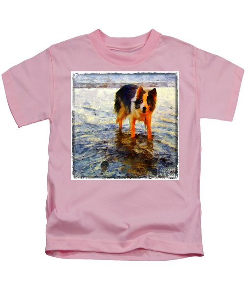 Paws For Thought Kids T-Shirt
